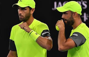 Cabal y Farah eliminados del dobles del Masters 1000