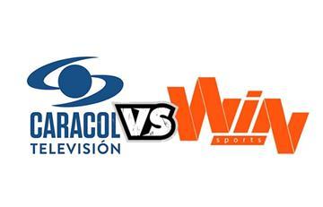 Canal Caracol cuadriplica la oferta de WIN Sports para hacerse con canal premiun