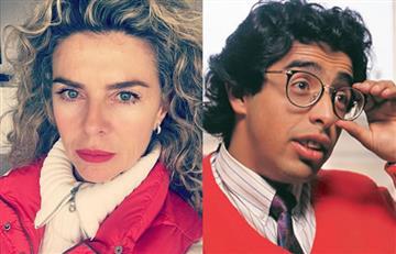 El beso de Margarita Rosa y Jaime Garzón que vuelve a salir a la luz