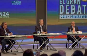 El Gran Debate: Una decepción para muchos colombianos