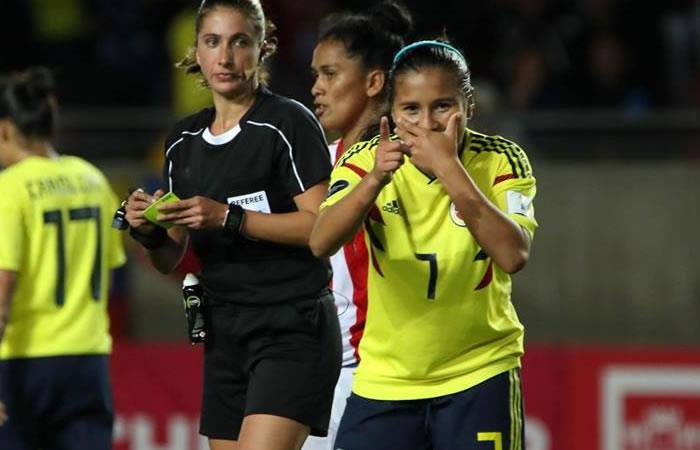 La Selección Colombia Femenina empató sin goles ante Chile