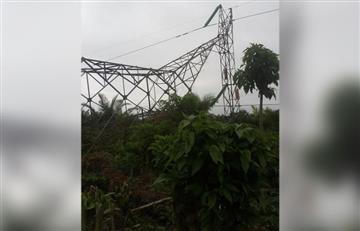 Nariño: Más de 300.000 personas sin servicio de energía tras atentado