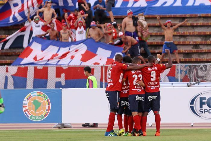 Medellín sumó de local 4-2 ante Bucaramanga