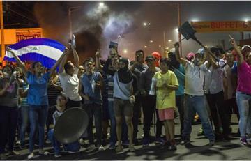 Nicaragua: Protestas por reformas a la seguridad dejan 10 muertos