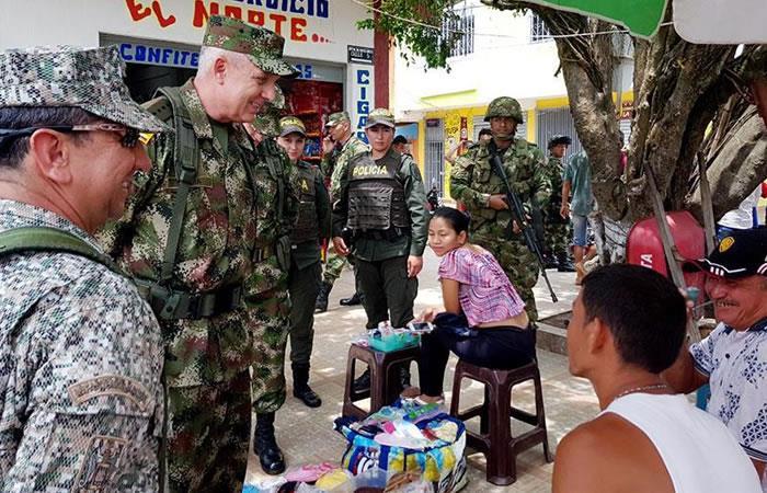 ONU: Fuerte llamado de atención a Colombia por la violencia en el Catatumbo