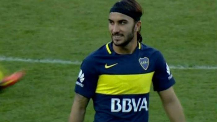 ¿Sebastián Pérez no jugará más con Boca Juniors?