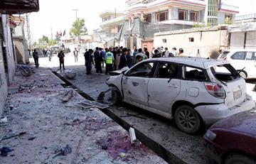 Afganistán: Más de 50 personas muertas en ataques contra objetivos electorales