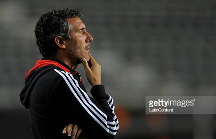 Atlético Bucaramanga se queda sin técnico, Diego Cagna se va