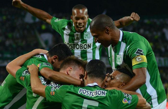 Atlético Nacional venció al Once Caldas y es líder en la tabla de posiciones