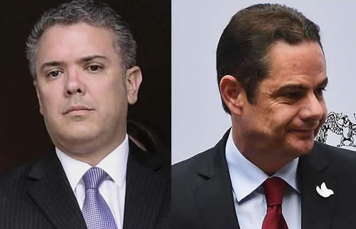 Vargas Lleras y Duque se pronuncian en contra de 'El Paisa' e 'Iván Márquez'