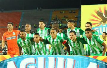 Atlético Nacional confirmó su once inicial ante Club Bolívar en la Libertadores