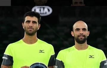 Cabal y Farah iniciaron ganando en el ATP 500 de Barcelona
