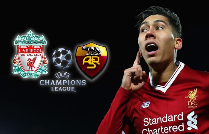 Champions League: ¿A qué hora se juega Liverpool vs. Roma y dónde verlo por TV?