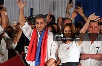 El derechista Mario Abdó es el nuevo presidente de Paraguay