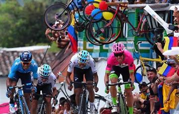 Fernando Gaviria y Egan Bernal listos para el Tour de Romandía