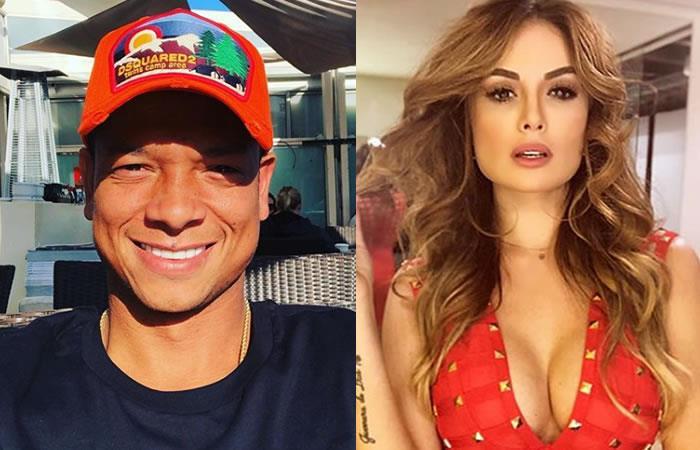 Freddy Guarín ya no la oculta y publica la primera foto con Sara Uribe