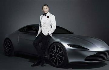 James Bond: Aston Martin de Daniel Craig se vende por una gigante suma