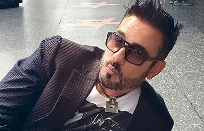 Miguel Varoni vestido de novia es furor en redes