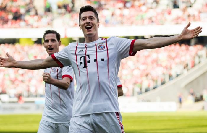 Robert Lewandowski: 'Real Madrid no sólo es Cristiano Ronaldo'