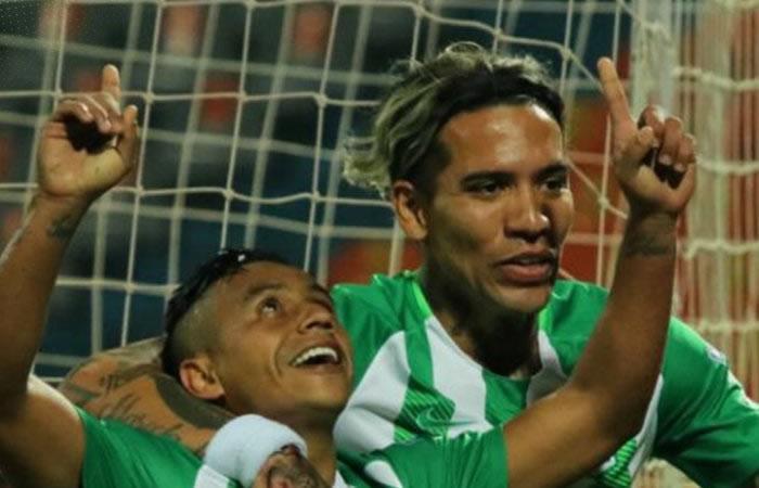 Atlético Nacional se impuso ante Bolívar por la Copa Libertadores