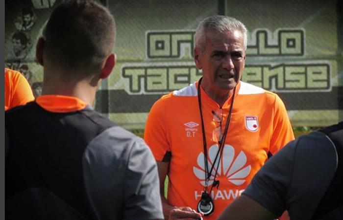 Gregorio Pérez habló sobre su salida de Independiente  Santa Fe