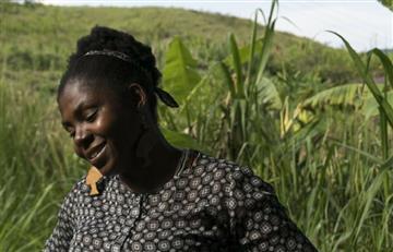 La líder colombiana Francia Márquez es reconocida con el 'Nobel de medioambiente'