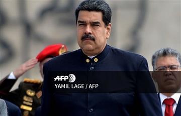 """Maduro denuncia """"emboscada"""" contra Daniel Ortega en Nicaragua"""