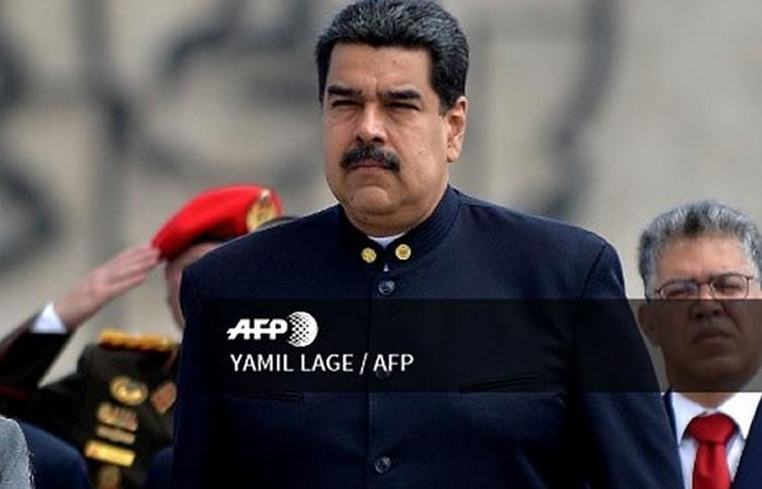 Maduro denuncia 'emboscada' contra Daniel Ortega en Nicaragua