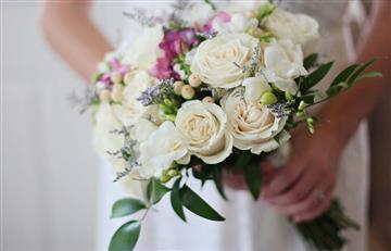 Novia llega de la manera más inesperada a su boda y se hace viral