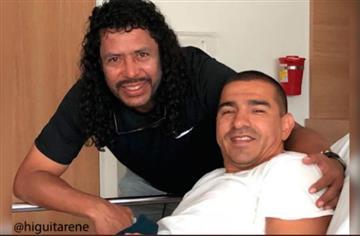 ¡Víctor Aristizábal es operado de urgencias!