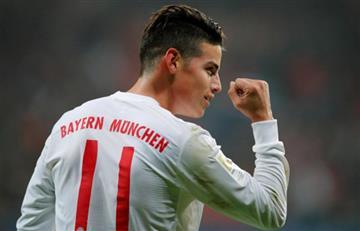 ¿A qué hora juega James Rodríguez con el Bayern Múnich ante el Real Madrid?
