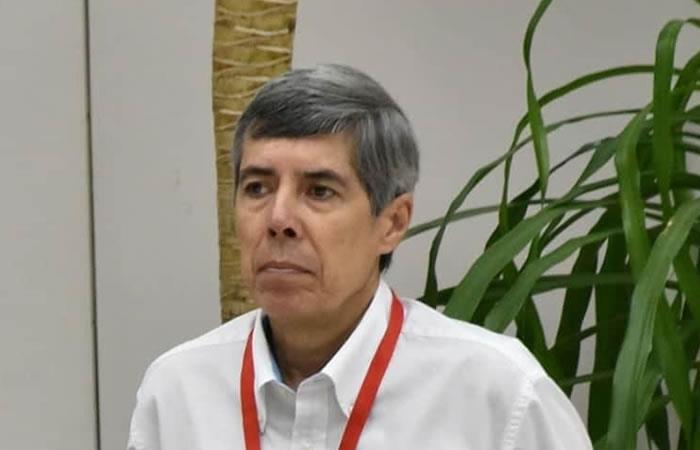 Alan Jara, exgobernador del Meta. Foto. AFP.