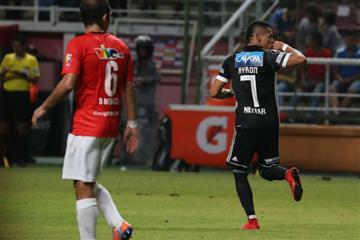 Millonarios perdió 2-1 ante Deportivo Lara