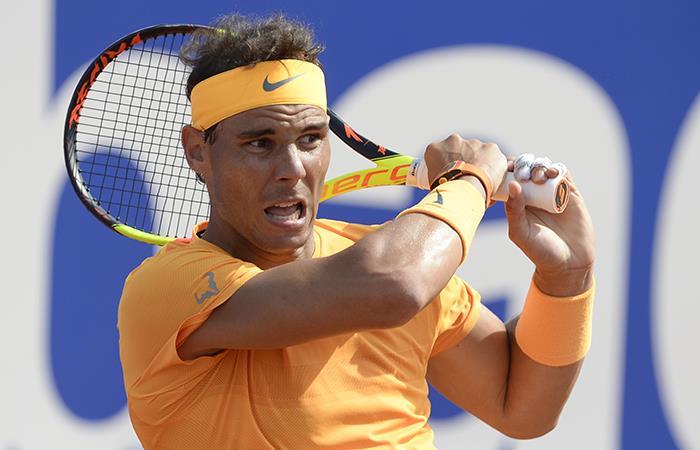 Rafael Nadal se impone en el Torneo de Barcelona y clasifica a octavos