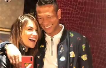 Sara Uribe muestra cómo es su vida con Freddy Guarín en China