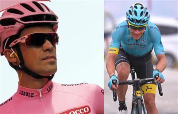 Alberto Contador espera grandes cosas de Miguel Ángel López