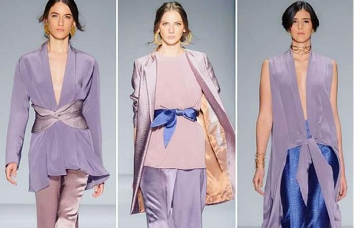 Bogotá Fashion Week: Isabela Henao deslumbró con su colección