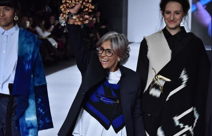 Bogotá Fashion Week: Los diseños de Adriana Santacruz resaltan la pasarela