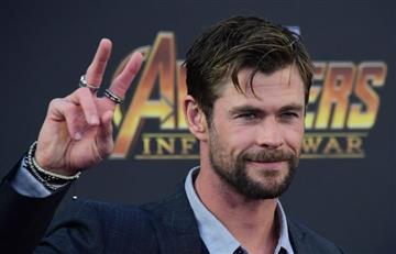Chris Hemsworth ya prepara el reboot de Hombres de Negro