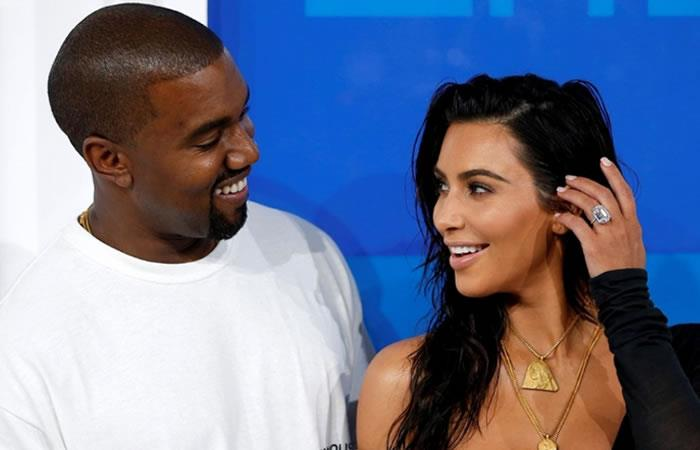 Esposo de Kim Kardashian declara su 'amor' a Trump y le pasa lo inimaginable