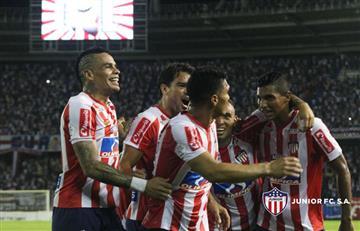 Junior ganó ante Alianza y sueña con la Libertadores