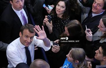 """Macron no se reunirá con el Dalai Lama para evitar """"crisis"""" con China"""