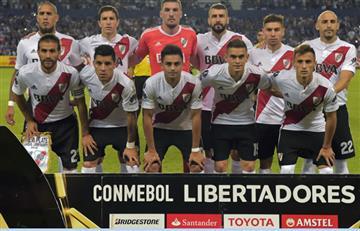 River Plate le ganó 2-1 a Emelec