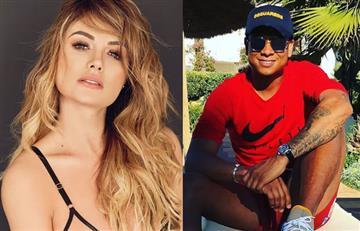 Sara Uribe y su respuesta a críticas por su relación con Freddy Guarín