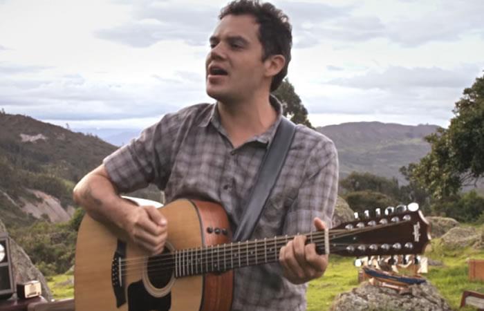 Sergio Jiménez llega con su nuevo sencillo 'Pasajero'
