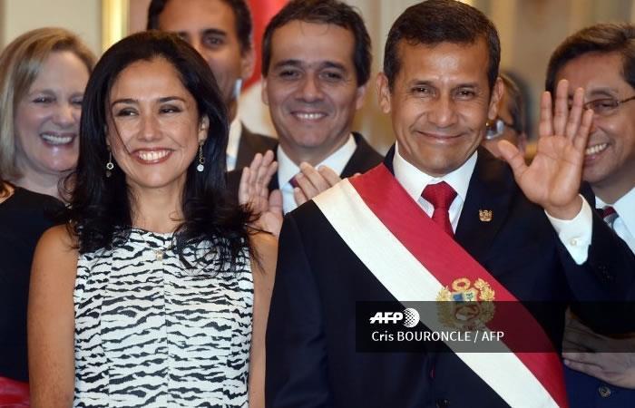 Tribunal de Perú ordena la liberación del expresidente Humala y su esposa