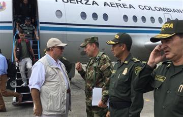 Arauca: Ataque de grupo armado deja dos soldados muertos
