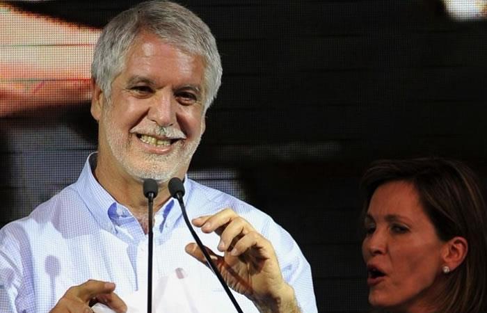 Alcalde de Bogotá Enrique Peñalosa. Foto: AFP