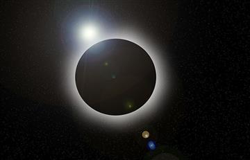 Científicos descubren el planeta más oscuro jamás visto