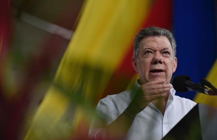 Galeón San José: Santos responde a las críticas del gobierno español